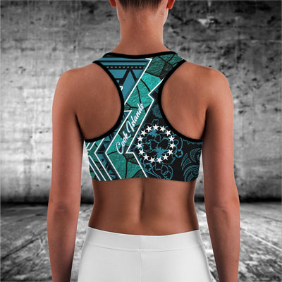 COOK ISLANDS SPORT BRA 2