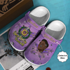 Omega Psi Phi Custom name Crocs Clog 02