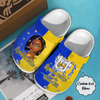 Sigma Gamma Rho Custom name Crocs Clog