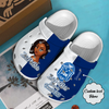 Zeta Phi Beta Custom name Crocs Clog