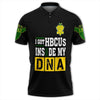 Africa Zone Polo - Chi Eta Phi HBCU DNA Polo Shirt J09
