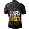 Africa Zone Polo - Iota Phi Theta HBCU DNA Polo Shirt J09