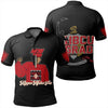 Africa Zone Polo - Kappa Alpha Psi HBCU Style Polo Shirt J09