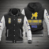 SIGMA GAMMA RHO HOODED BASEBALL JACKET 13120204