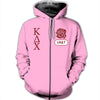 3D ALL OVER KAPPA DELTA CHI CLOTHES 2142020