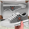 knights templar low top shoe