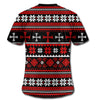 3D ALL OVER KNIGHTS TEMPLAR UGLY SWEATER 17102019