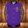 OMEGA PSI PHI BASEBALL JACKET 21122019