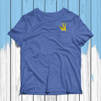 Sigma Gamma Rho Pocket T-Shirt
