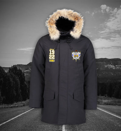 Sigma Gamma Rho Langford Parka Black Label 141020193