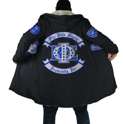 PHI BETA SIGMA HOODED COAT 19920193