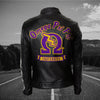 Omega Psi Phi Leather Jacket 2102019
