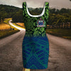 Samoa WOMEN'S RACERBACK DRESS 1