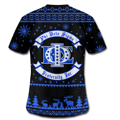 3D ALL OVER PHI BETA SIGMA UGLY SWEATER 41020192