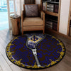Freemason Round Carpet 14102019