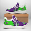 Omega Psi Phi White Sport Shoes