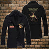 SHRINERS WOOLEN OVERCOAT 20120202