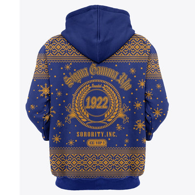 3D ALL OVER SIGMA GAMMA RHO UGLY SWEATER 26920191