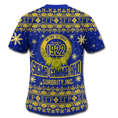 3D ALL OVER SIGMA GAMMA RHO UGLY SWEATER 26920192