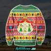 Ethiopia 3D Print Knitting Pattern Ugly Christmas Sweater 71020201