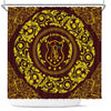 Africa Zone \bHome Decor - Iota Phi Theta Fraternity Shower Curtain J08