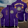Omega Psi Phi Stand Collar Jacket 17112020