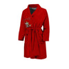 Africa Zone Bath Robe - Kappa Alpha Psi Style Men's Bath Robe J09