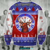3D ALL OVER BPOE UGLY SWEATER