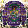 Lambda Chi Alpha 3D Print Ugly Christmas Sweater
