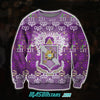 Sigma Pi 3D Print Knitting Pattern Ugly Christmas Sweater