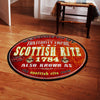 Scottish Rite Round Carpet 01062020