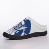Africa Zone Slippers -\b Zeta Phi Beta Sigma Fleece Slipper J5