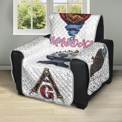 Freemason recliner sofa protector