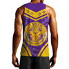 Africa Tank Top - Omega Psi Phi Camouflage Men's Tank Top J09