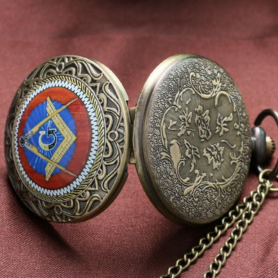 Freemasonry Pocket Watch