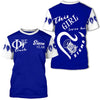 (Custom) Africa Zone T-shirt - Phi Beta Sigma Valentine Crush Tee J0