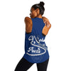 Africa Racerback Tank - Zeta Phi Beta Chucks And Pearls Women's Racerback Tank K.H Pearls J09