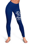Africa Zone Legging - Zeta Phi Beta Chucks And Pearls Legging K.H Pearls J09
