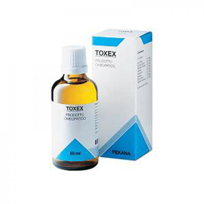 Named Toxex Gocce 50 Ml