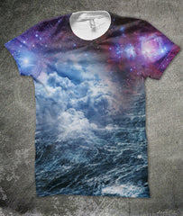Space Cloud Sea