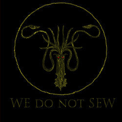 We do not sew