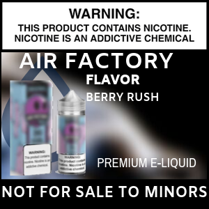 Air Factory Berry Rush