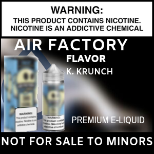 Air Factory K. Krunch