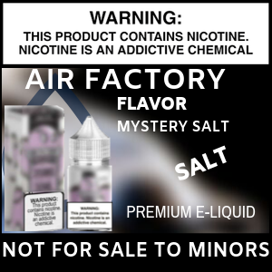 Air Factory Mystery Salt