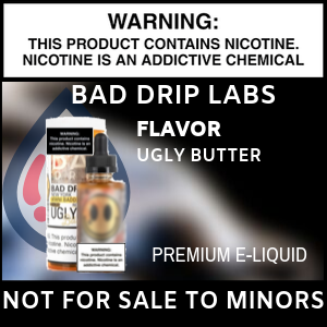 Bad Drip Labs - Ugly Butter