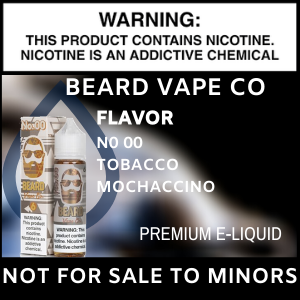 Beard Vape Co No 00