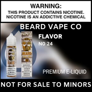 Beard Vape Co No. 24