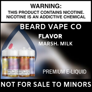 Beard Vape Co The ONE Marsh. Milk