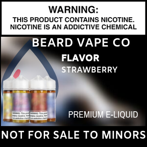 Beard Vape Co The ONE Strawberry