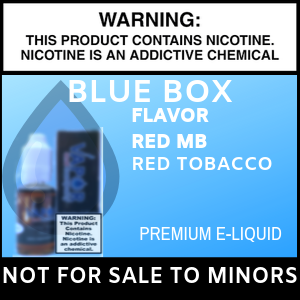 Blue Box Red MB